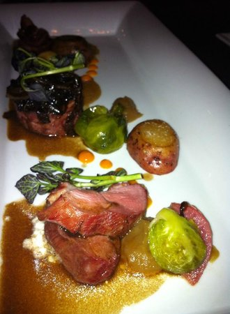 L'Autre Version: duck 3 ways