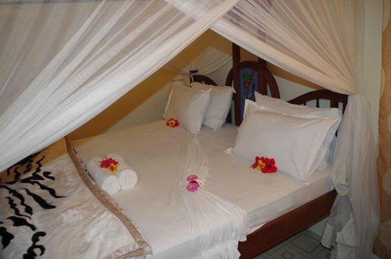 Furaha Resort: Nybäddat