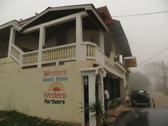 Exterior of Western Guest House