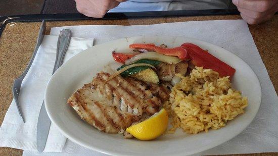 Ma's Fish Camp: Pesce che passione! @!!