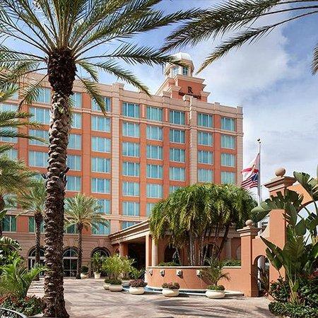 Renaissance Tampa International Plaza Hotel: Outside