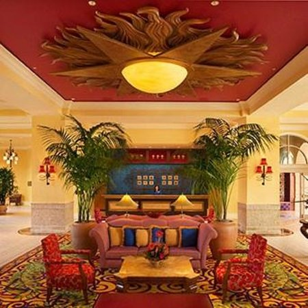 Renaissance Tampa International Plaza Hotel: Front Foyer