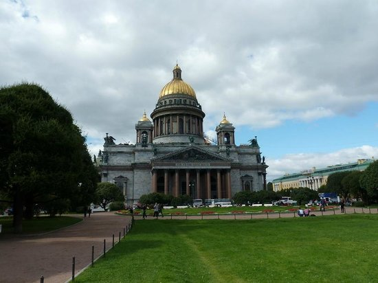St. Isaac's Cathedral State Museum-Memorial : Cathedral de San Isaac