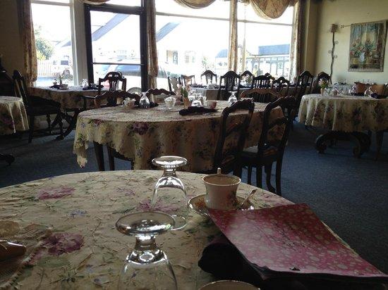 La Tea Da Tea Room : Tea Room view