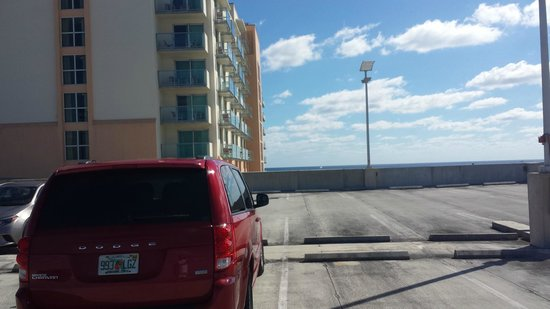 Hollywood Beach Marriott: $17 to self park in garage separate from hotel.