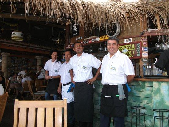 Captain Tony's Restaurant Bar: The best staff ever!