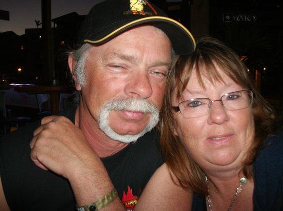 Captain Tony's Restaurant Bar: Another great day at Captain Tony's