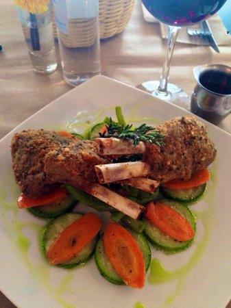 Chez Chouchou : Lamb Rack