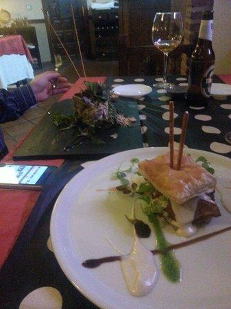 Restaurante Casa de las Piedras : buenísimo! !