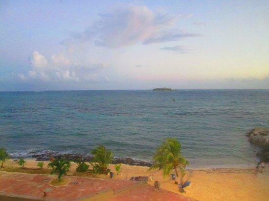 Hotel Calypso : vista