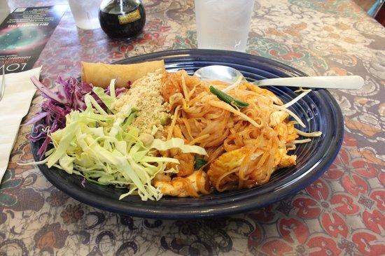 Dara Thai Cafe : Pad Thai