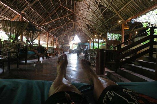 Palumboreef Beach Resort: la reception