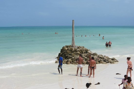 Palumboreef Beach Resort: l'oceano