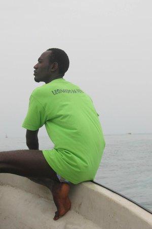 Palumboreef Beach Resort: leonardo da vinci