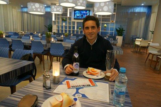 H2 Hotel München Messe: comida saludable