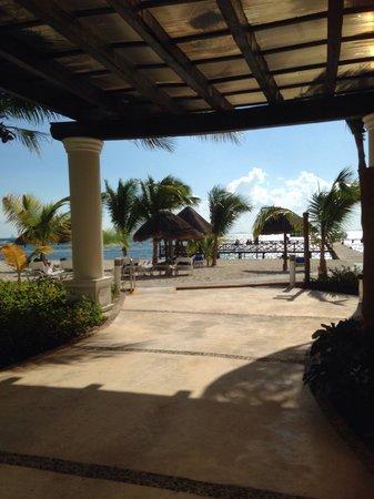 Isla Mujeres Palace : Lobby view