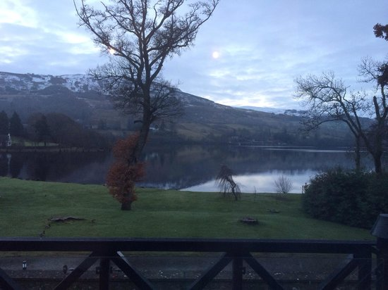 The Kenmore Club : From cottage patio doors