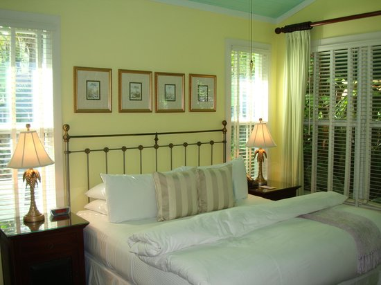 Pineapple Point Guest House and Resort : Bedroom
