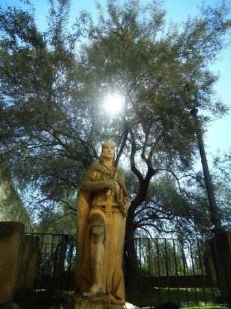 Alcazar de los Reyes Cristianos: King