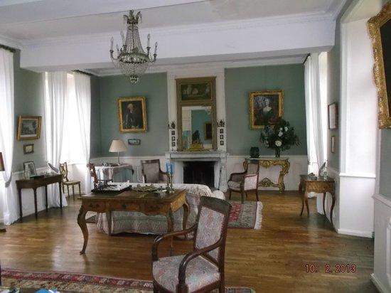 Chateau de Kermezen : Salon I