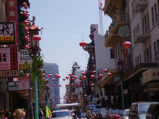 Four Seasons Hotel San Francisco : Chinatown