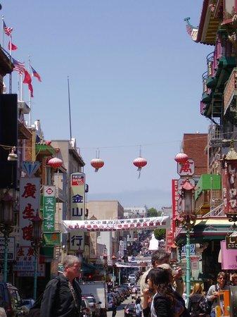 Four Seasons Hotel San Francisco: Chinatown