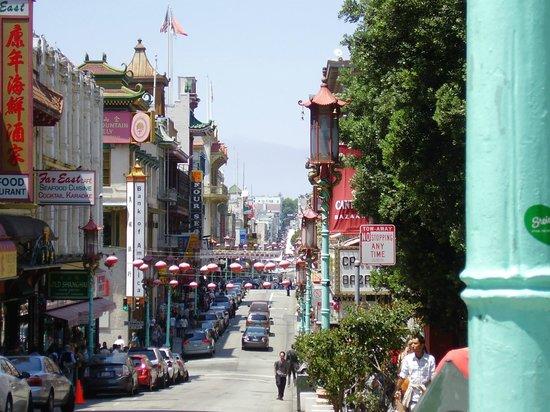 Four Seasons Hotel San Francisco : Chinatown