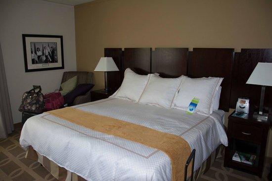 Thunderbird Executive Inn & Conference Center : Bed, Very Comfortable