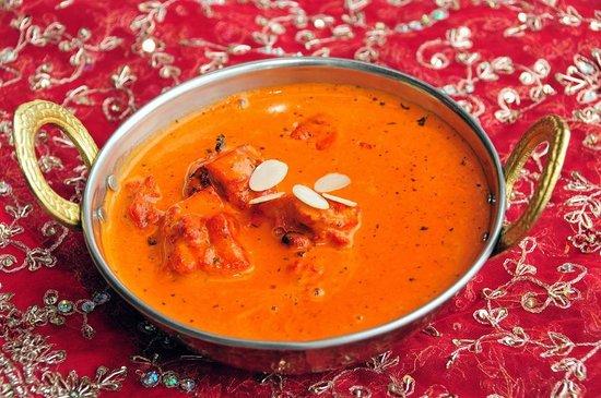 Magic of India Restaurant: Makhan(Butter) Chicken