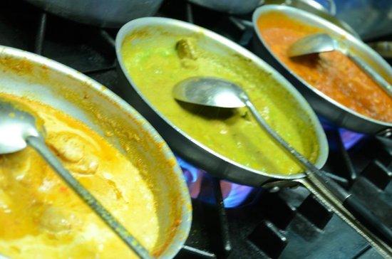 Magic of India Restaurant: Ready to Serve