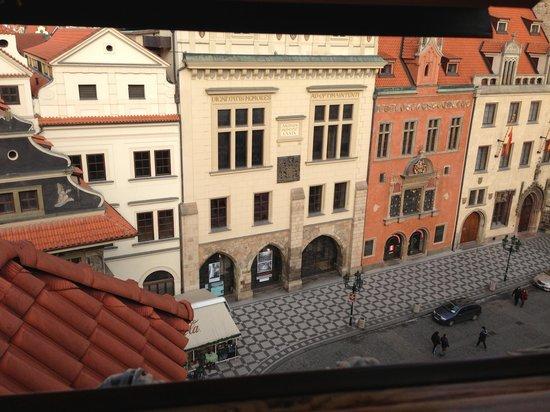 Hotel U Prince: Под крышей