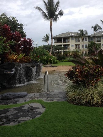 Kolea at Waikoloa Beach Resort: Keiki pool