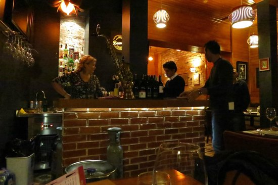 Cheers Soul Kitchen: The bar