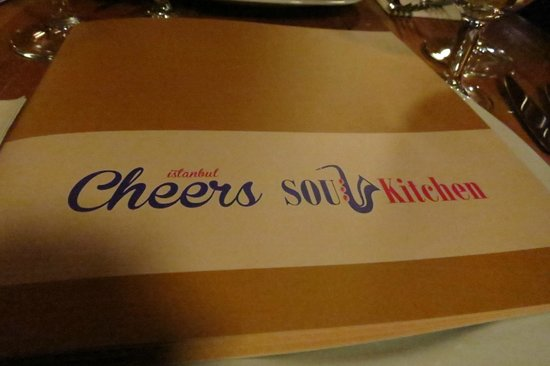 Cheers Soul Kitchen: Authentic