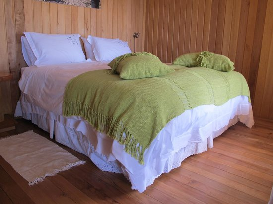 El Mirador de Guadal: bedroom en suite