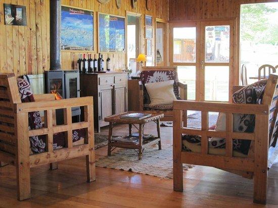 El Mirador de Guadal: diningroom inside