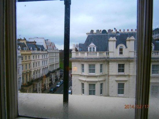 Kensington House Hotel: Vista desde la habitación