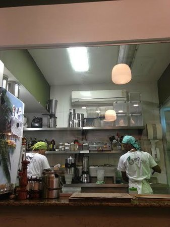 Bio Carioca: Cozinha
