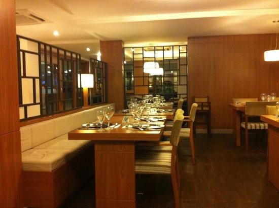 Nadai Confort Hotel & SPA: Restaurante