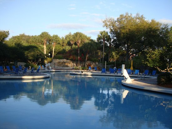 Villas of Grand Cypress : Pool