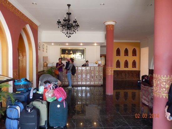 Razagyo Hotel : Lobby