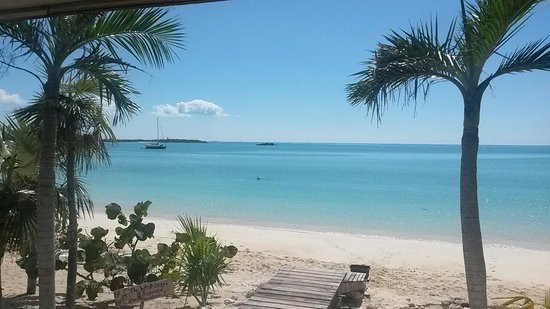 Island HoppInn: View from our porch