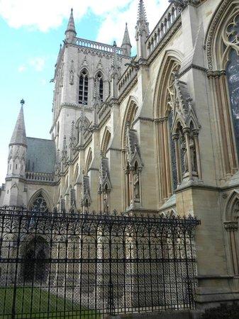 St. John's College la Cappella