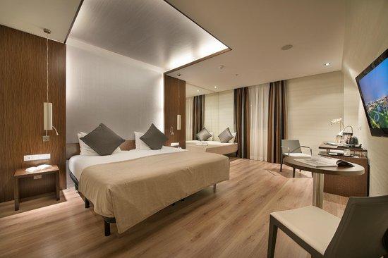 LOFT Hotel Bratislava: Comfort triple