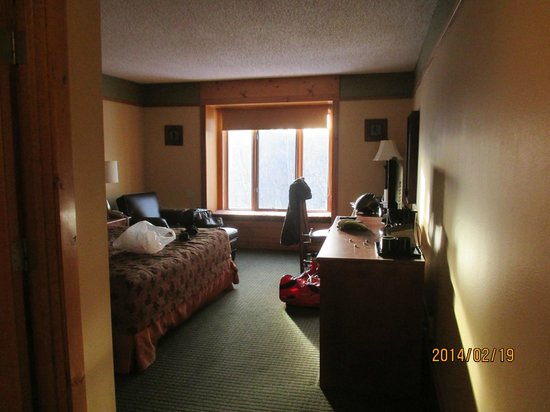 Caribou Highlands Lodge : room