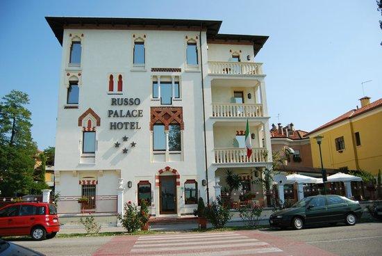 literie picture of russo palace hotel lido di venezia tripadvisor. Black Bedroom Furniture Sets. Home Design Ideas