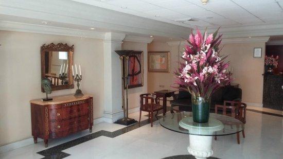 Hotel Libertador Lima: Lobby