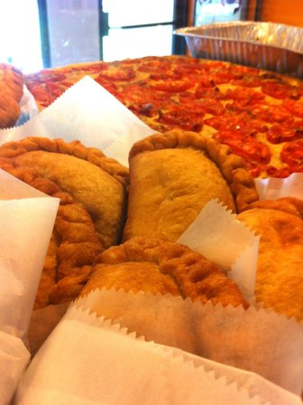 PRONTO Italian Street Food: Calzone