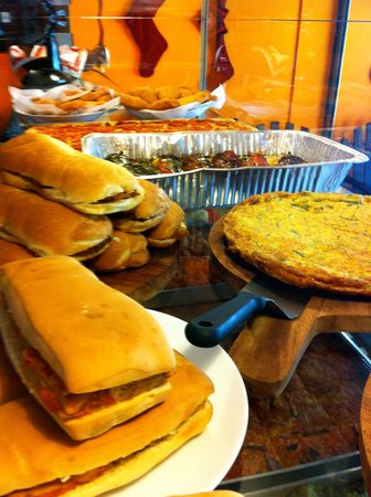 PRONTO Italian Street Food: la vetrina