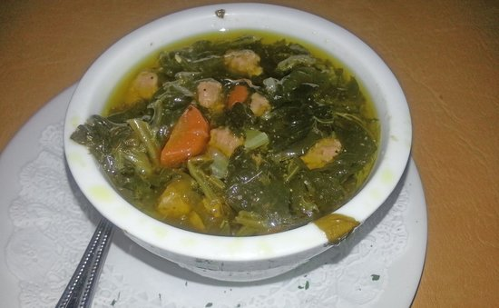 Napoli Ristorante and Pizzeria: Not Your Mama's Italian Wedding Soup